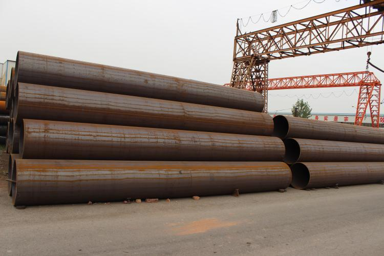 Application processing method of seamless steel pipe