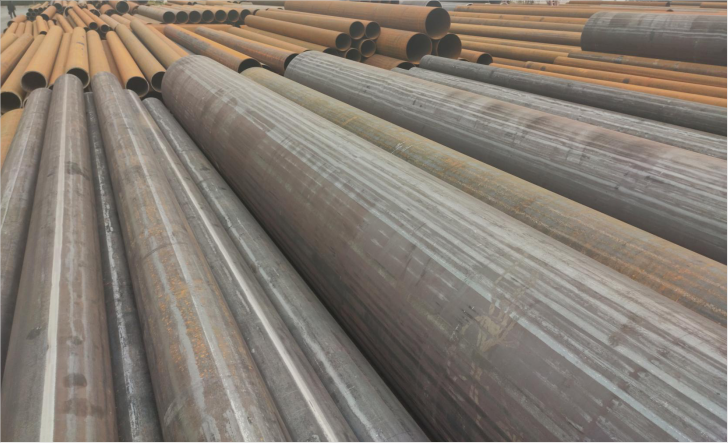 What is the cold expansion technology of straight seam steel pipes?