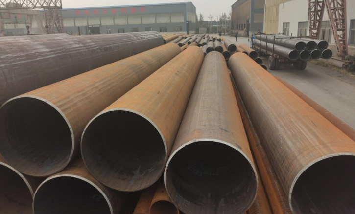 How to distinguish between straight seam steel pipe and seamless steel pipe correctly