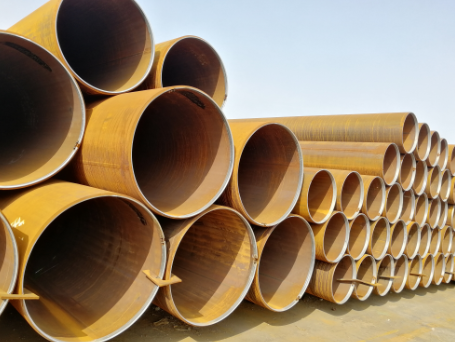 Seamless steel pipe's production process and use